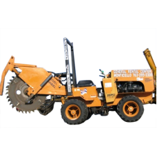 Trenchers and Vibratory Plows