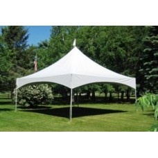 20 X 20 FRAME PARTY CANOPY WHITE